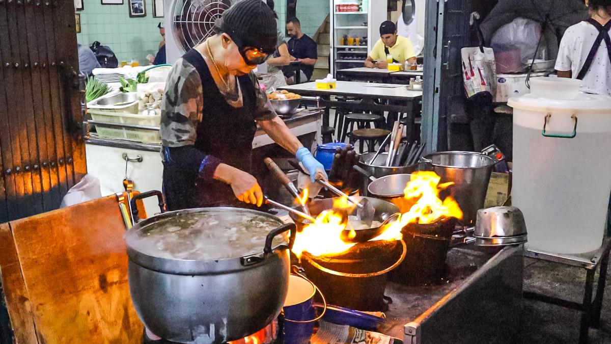 曼谷平價米芝蓮小店